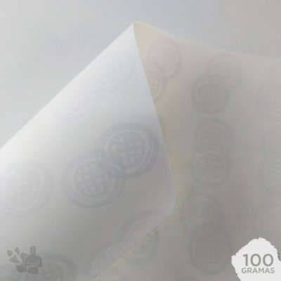 Papel Sublimático - Globinho - 100g - A4 - 210x297mm