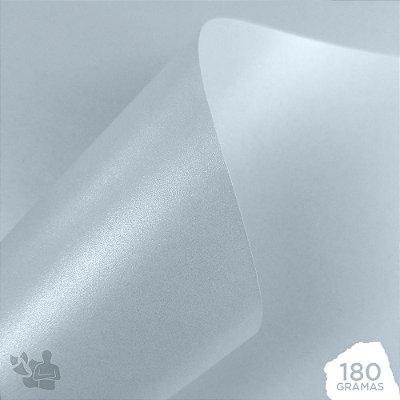 Papel Perolizado - Branco - 180g - A4 - 210x297mm