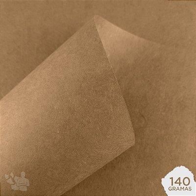 Papel Kraft - 140g - A4 - 210x297mm
