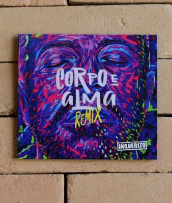 Corpo e Alma REMIX - CD