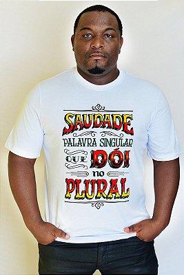 Camiseta Inquérito Saudade