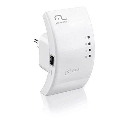 Roteador Repetidor Multilaser 300Mbps WP