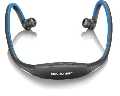 Fone De Ouvido Headphone Bluetooth - Multilaser
