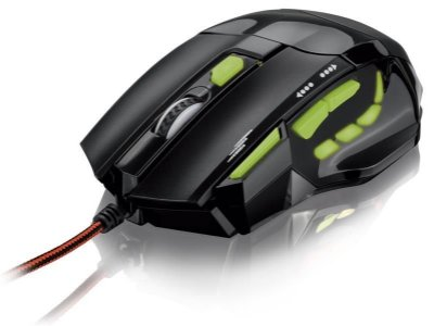 Mouse Optico Xgamer Fire Button Usb 2400dpi - Multilaser