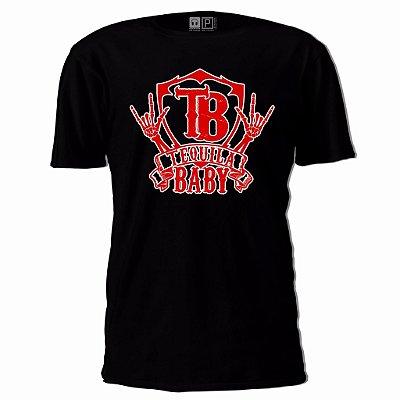 Camiseta Esquleleto TB