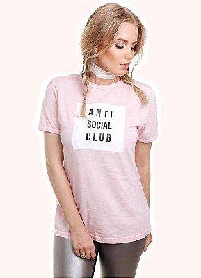 T shirt Anti Social Club