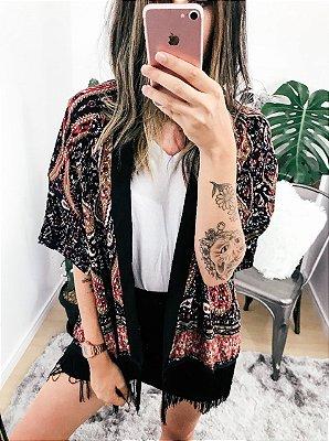 Kimono franjas taj