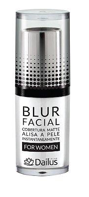 Blur Facial Dailus Cobertura Matte - For Women