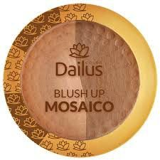 Blush Up Mosaico Cor 08 Bronzer Divino - Dailus