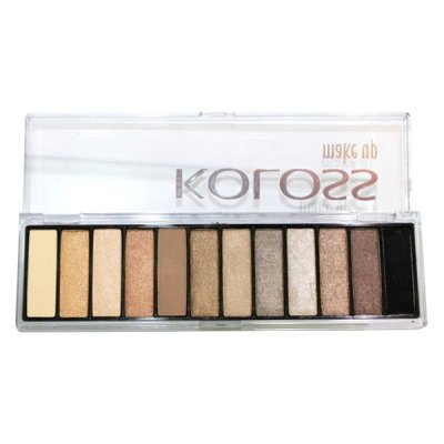 Paleta de Sombras Nº 01 Luxurious - Koloss