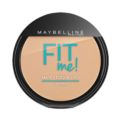 Pó Compacto Matte Fit Me Nº110 Claro Real - Maybelline