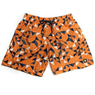 Shorts Praia Masculino Estampado LaVíbora - New Geometric 2