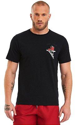 Camiseta Masculina Malha Algodão Estampada - Take a Chilli