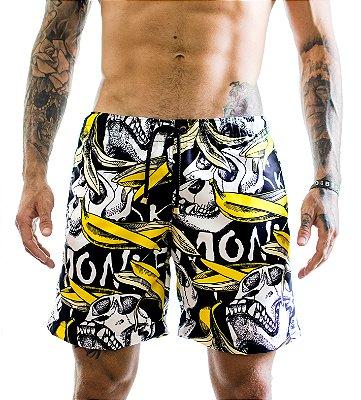 Summer Shorts - Bananas