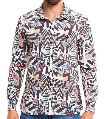 Camisa Manga Longa - African