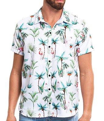 Camisa Estampada - Verano