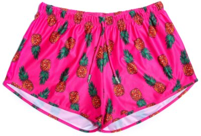 Shorts Feminino - Sweet Pineapple