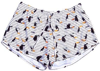 Shorts Feminino - Toucan