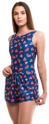 Conjunto body e shorts - Fruit