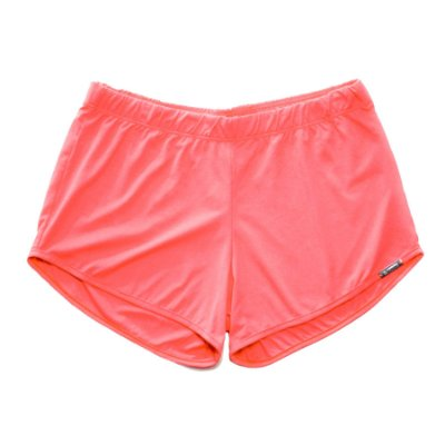 Shorts Feminino - Coral Neon