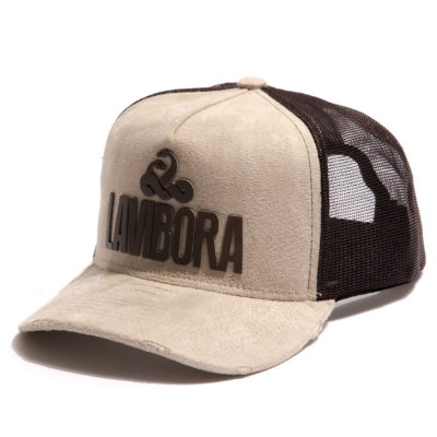 Boné Trucker - Coffee