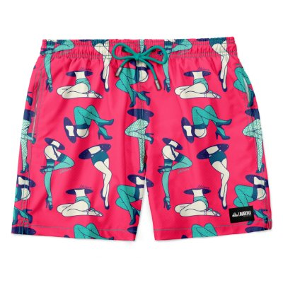 Summer Shorts - Popart