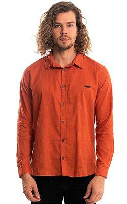 Camisa Flamê Manga Longa - Abobora