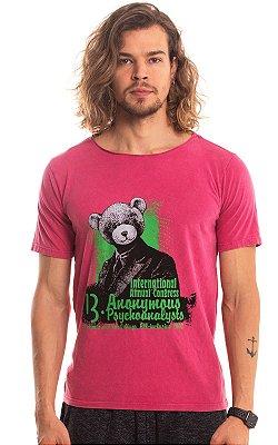 Camiseta Estampada Algodão 30.1 LaVíbora - Anonymous