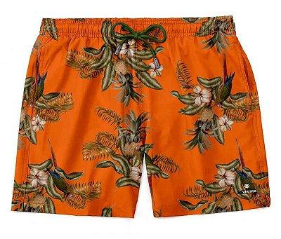 Shorts Praia Masculino Estampado Abacaxi Tropical LaVíbora