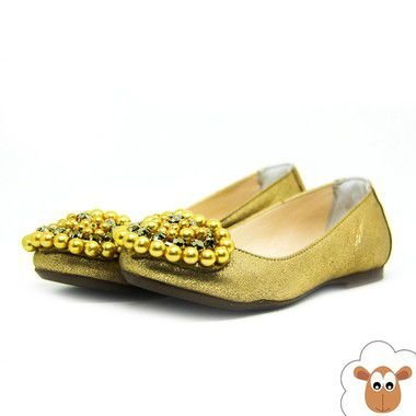 Sapatilha - Gats Concept - Ouro