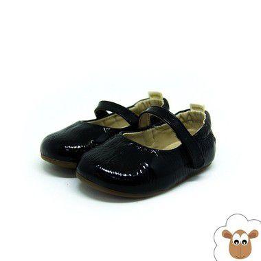 Sapatilha - Gambo - Preta Velcro