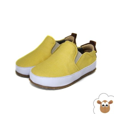 Tênis Iate - Sheep Shoes - Amarelo