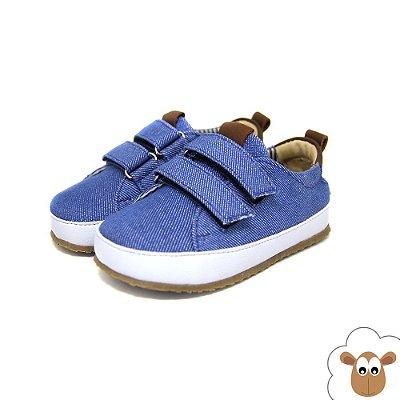 Tênis - Sheep Shoes - Azul - Velcro