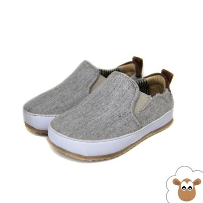 Tênis Iate - Sheep Shoes - Cinza mescla