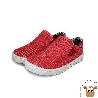 Tênis Iate - Sheep Shoes - Vermelho - Kids