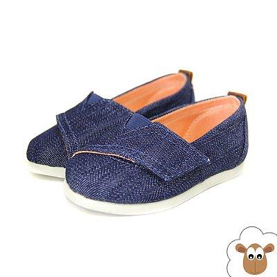 Alpargata Infantil Sheep Shoes Jeans