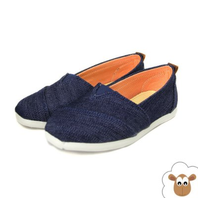 Alpargata Infantil Sheep Shoes Kids Jeans