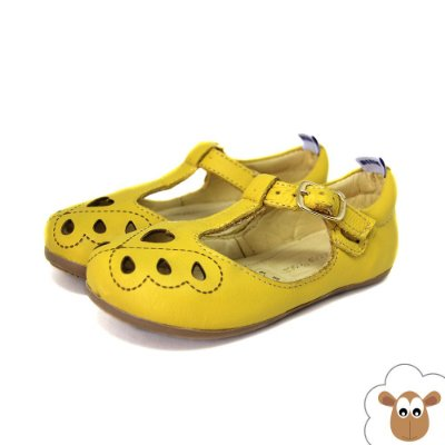Sapatilha - Sheep Shoes - Amarela
