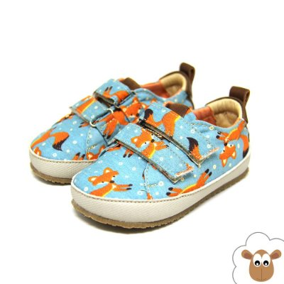 Tênis Infantil Sheep Shoes Raposa Velcro