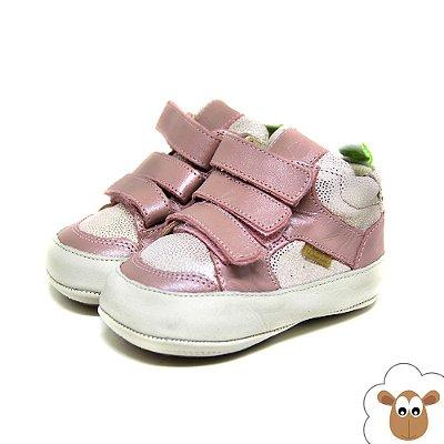Tênis Infantil Tip Toey joey Metropoly Pink Dream