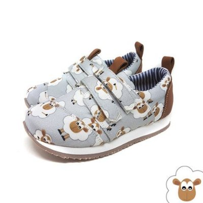 Tênis Infantil Jogging Sheep Shoes Originals