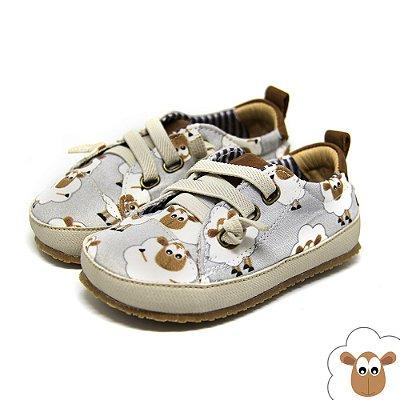 Tênis Infantil Sheep Shoes Originals Cadarço Elástico