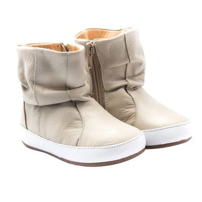 Bota infantil Sheep Shoes by Gambo Off White baby