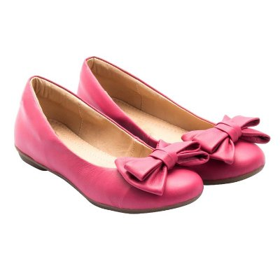 Sapatilha infantil Sheep Shoes by Gambo Pink Toddler