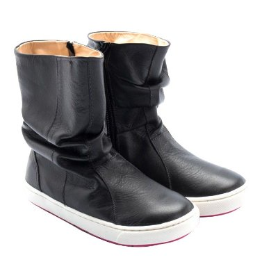 Bota infantil Sheep Shoes by Gambo Preto Kids