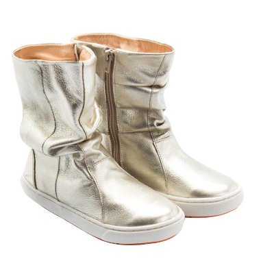 Bota infantil Sheep Shoes by Gambo Ouro light Kids