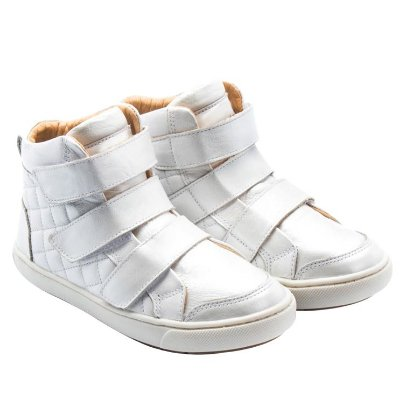 Bota infantil Sheep Shoes by Gambo Branco Kids