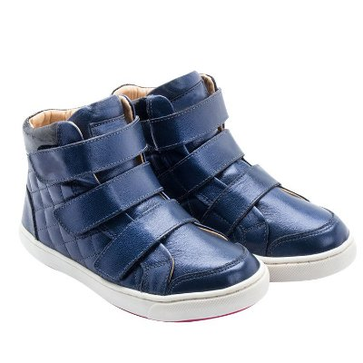 Bota infantil Sheep Shoes by Gambo Gliter Sky (marinho) Kids