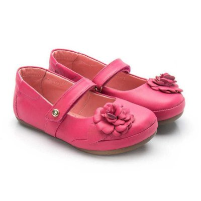 Sapatilha infantil Sheep Shoes by Gambo Framboesa