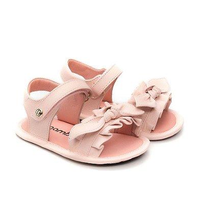 Sandália infantil Gambo Blush (Rosa bebê)